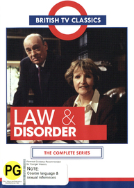Law & Disorder on DVD