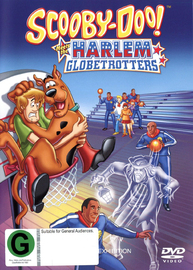Scooby Doo! Meets the Harlem Globetrotters on DVD image