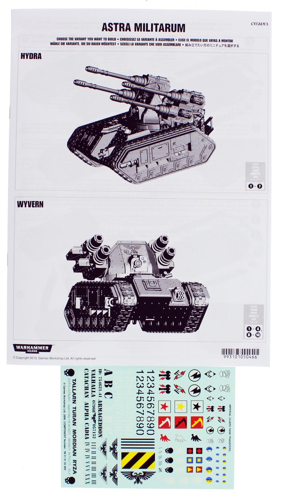 Astra Militarum Hydra/Wyvern image