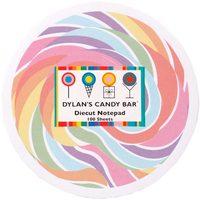 Dylan's Candy Bar Notepad - Lollipop