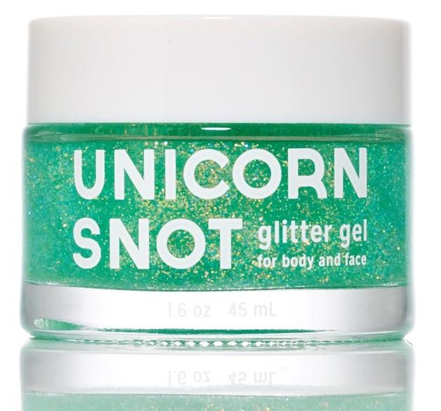 Unicorn Snot: Body Glitter Gel - Green