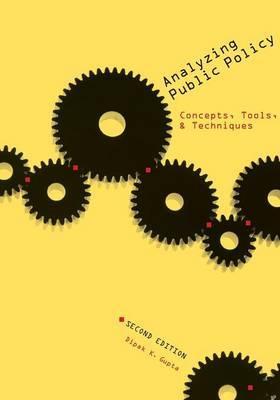 Analyzing Public Policy by Dipak K Gupta