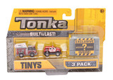 Tonka Tiny's 3-Pack (Fire)