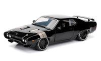 Jada: 1/24 Dom's Plymouth GTX Diecast Model
