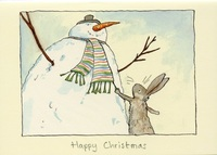 Two Bad Mice: Happy Christmas - Greeting Card