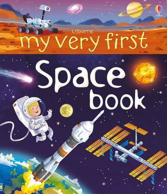 My Very First Book of Space by Emily Bone image