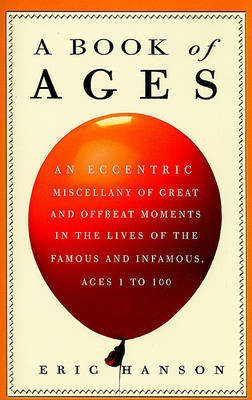 A Book of Ages by Eric Hanson image
