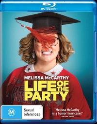 Life of the Party on Blu-ray