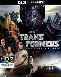 Transformers: The Last Knight on UHD Blu-ray