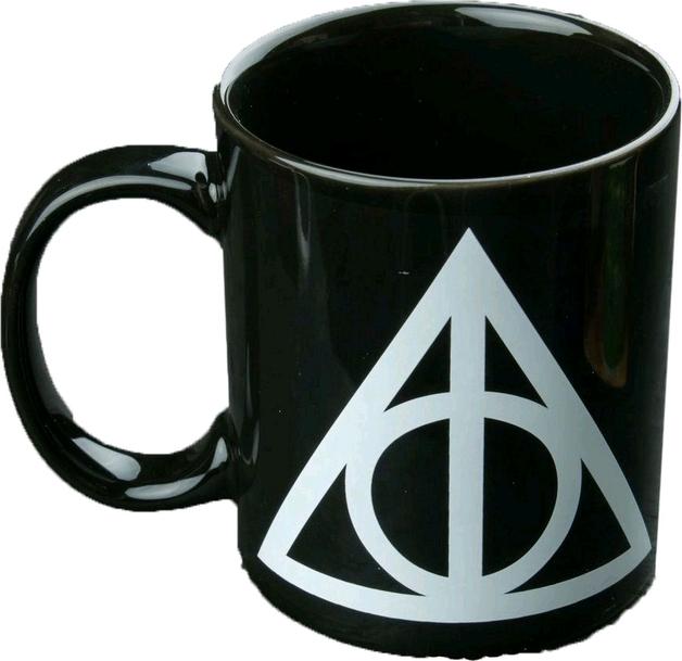 Harry Potter: Coffee Mug - Deathly Hallows