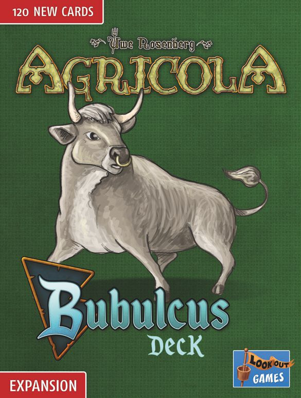 Agricola: Bubulcus Deck - Game Expansion image