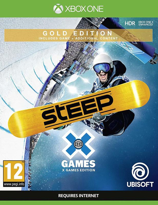 Steep X Games Gold Edition for Xbox One