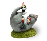 BigMouth Cat Gnome Massacre Garden Gnome