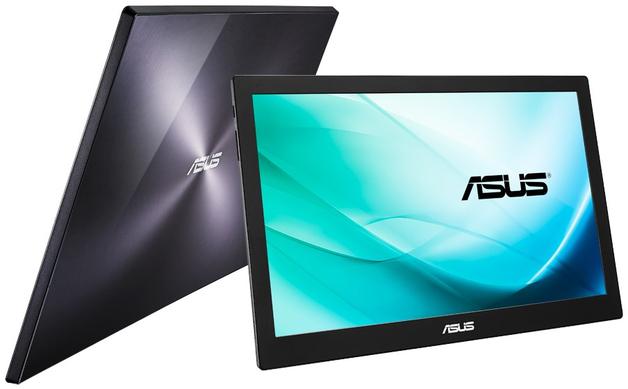 """15.6"""" ASUS MB169B+ USB 3.0 Monitor"""