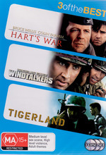Hart's War / Windtalkers / Tigerland (3 Disc Set) on DVD