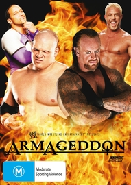 WWE - Armageddon 2006 on DVD image