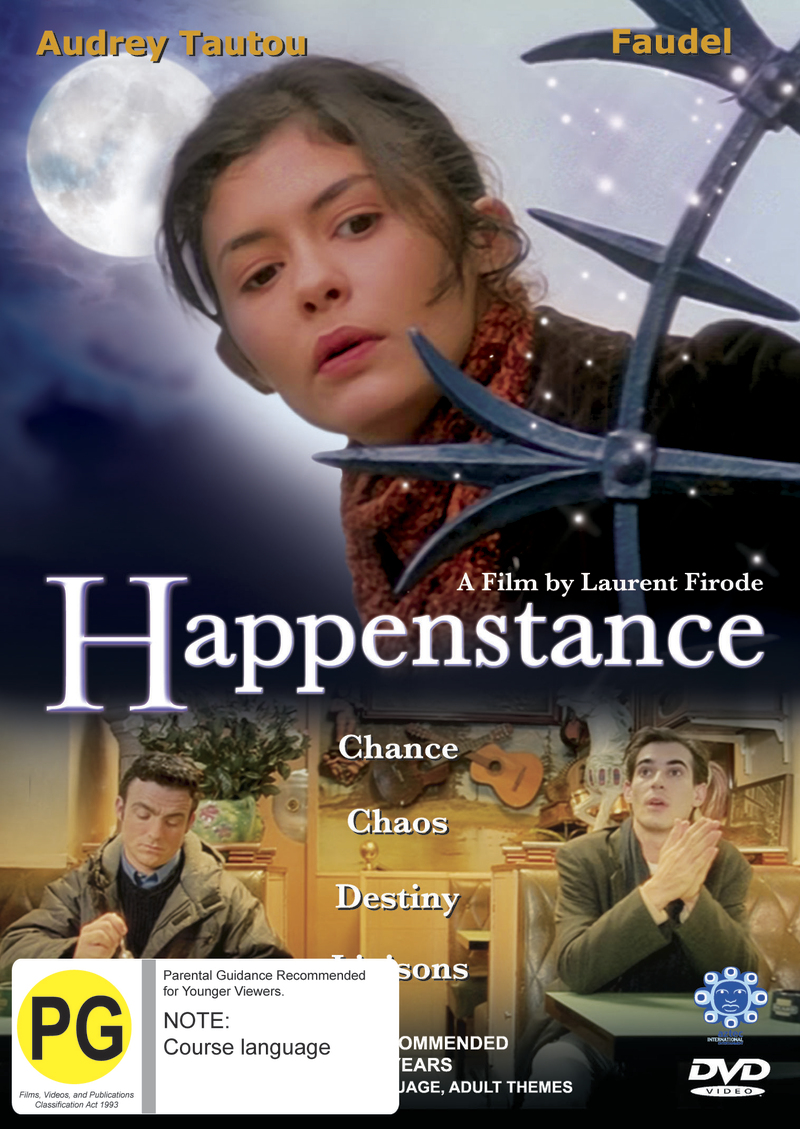 Happenstance on DVD image