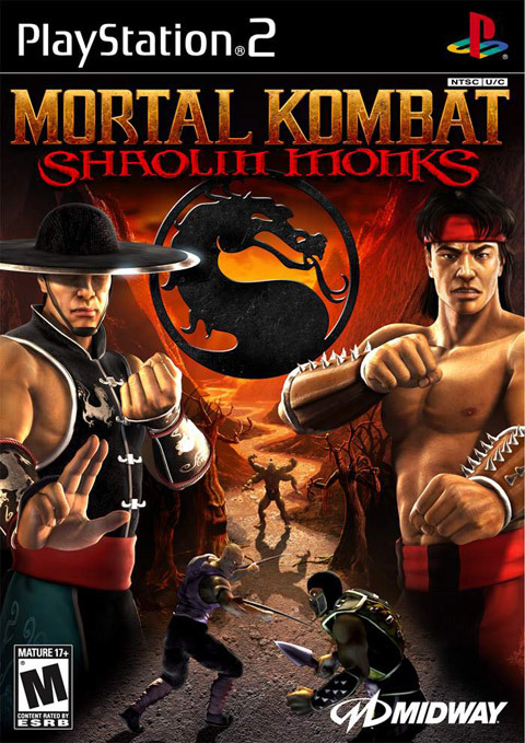 Mortal Kombat: Shaolin Monks for PlayStation 2