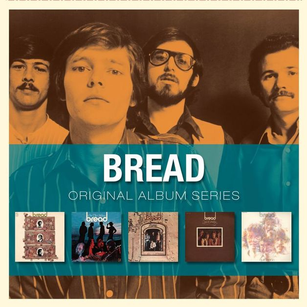 5 Albums in 1 - Original Album Series by Bread