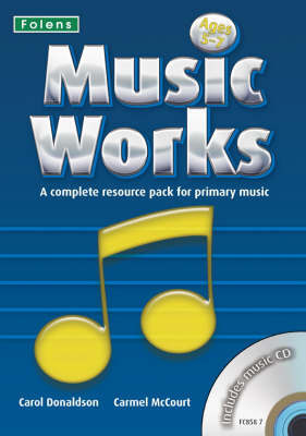 Music Works: Bk. 1 by Carmel McCourt