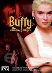 Buffy The Vampire Slayer - The Movie on DVD