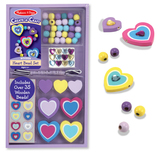 Heart Bead Set - Melissa and Doug