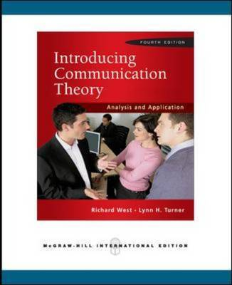 Introducing Communication Theory: Analysis and Application by Richard L. West image