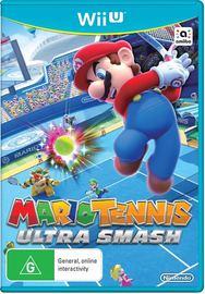 Mario Tennis: Ultra Smash for Wii U