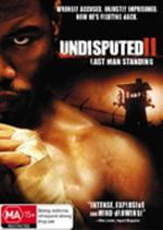 Undisputed II - Last Man Standing on DVD
