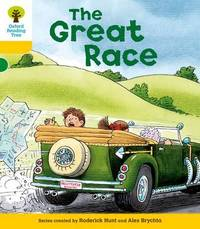 Oxford Reading Tree: Level 5: More Stories A: The Great Race by Roderick Hunt