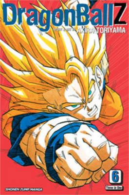 Dragon Ball Z Vol. 6: VIZBIG Edition (3 in 1) by Akira Toriyama image