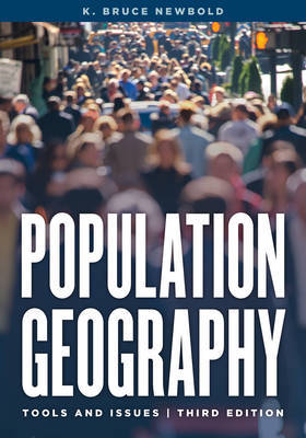 Population Geography by K.Bruce Newbold image