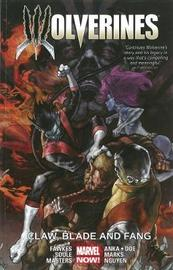 Wolverines Volume 2: Claw, Blade And Fang by Charles Soule