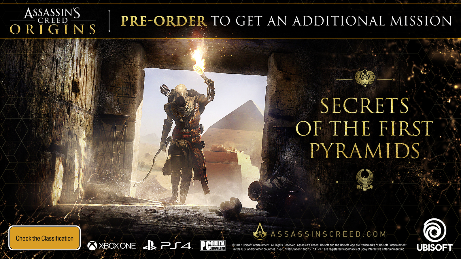 Assassin's Creed Origins for Xbox One image