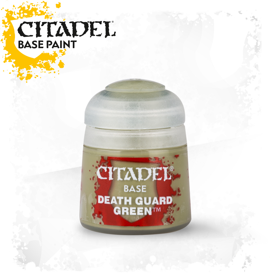 Citadel Base: Death Guard Green image
