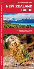 New Zealand Birds by Senior Consultant James Kavanagh (Senior Consultant