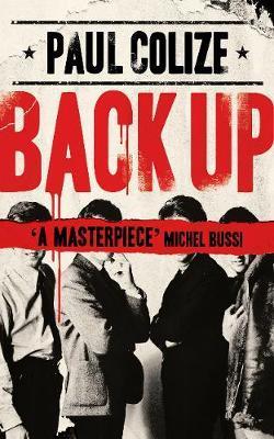 Back Up by Paul Colize