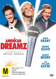 American Dreamz on DVD