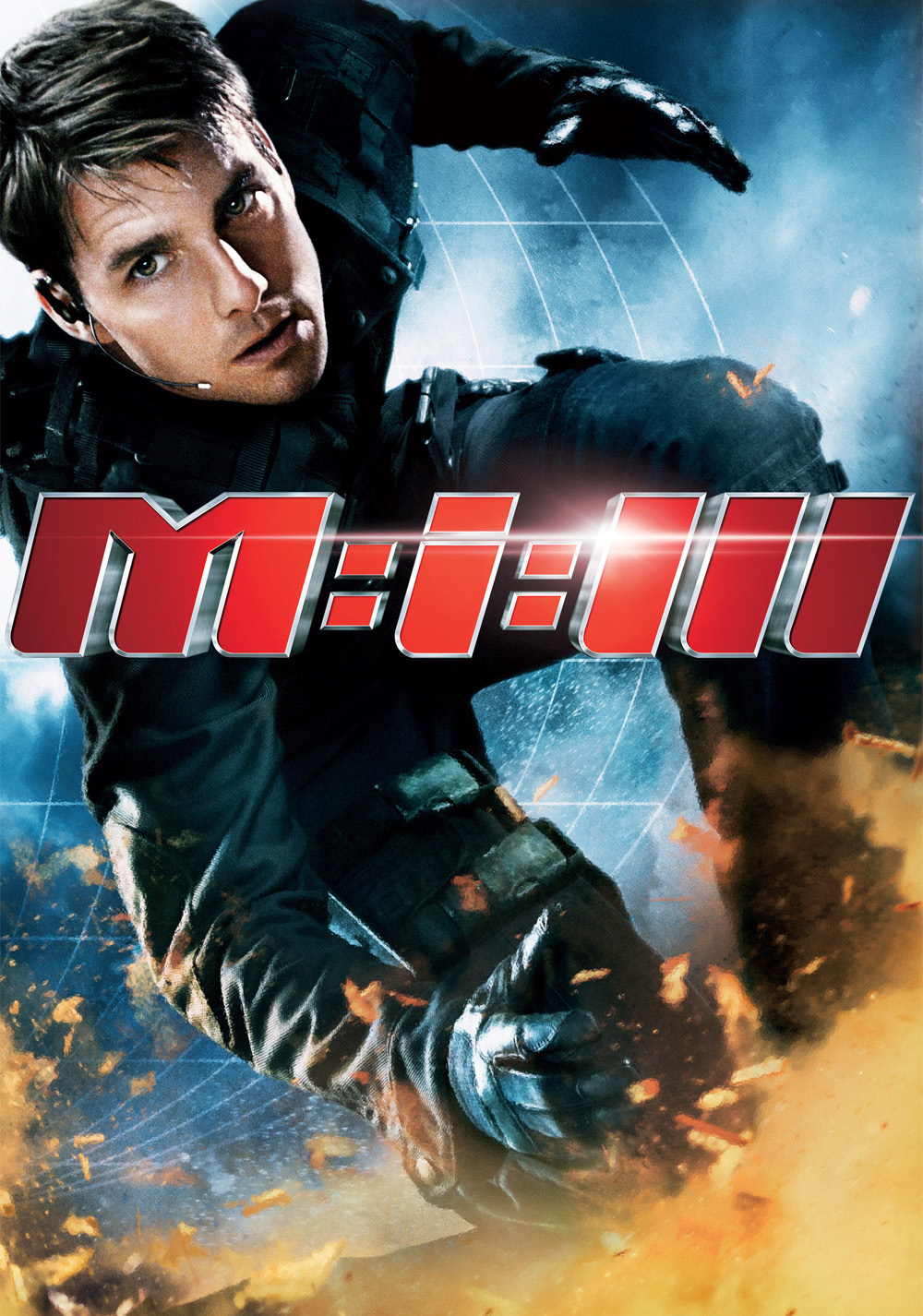 Mission: Impossible 3 on UHD Blu-ray image
