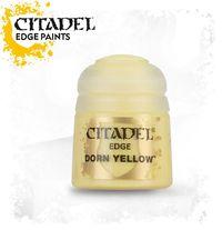 Citadel Edge Paint: Dorn Yellow