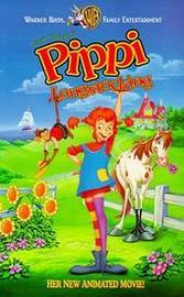 Pippi Longstocking on DVD