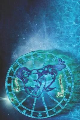 Aquarius by Zodiac Sign Journal