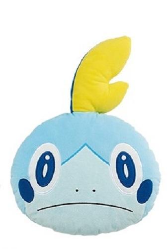 Pokemon: Large Face Cushion - Sobble