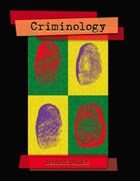 Criminology by Leonard Glick image