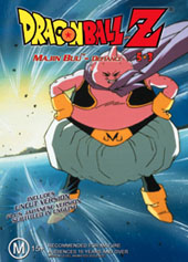 Dragon Ball Z 5.03 - Majin Buu - Defiance on DVD