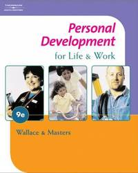 Personal Development for Life and Work by Ann Masters image