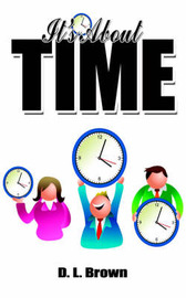 It's about Time by D.L. Brown image