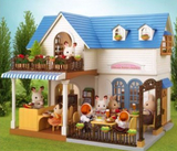 Sylvanian Families: Courtyard Restaurant