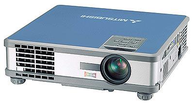 Mitsubishi LCD Projector XGA XL8U