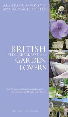 Bed and Breakfast for Garden Lovers